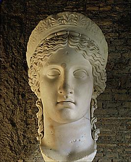 La diosa del olimpo - 5 1